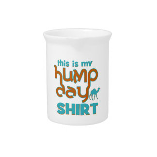 Hump Day Drink Pitcher