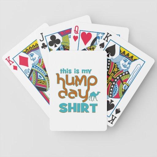 Hump Day Card Deck