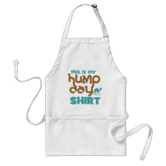 Hump Day Standard Apron
