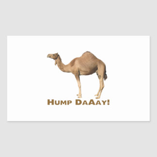 Hump day sticker