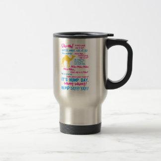 Hump Day Travel Mugs