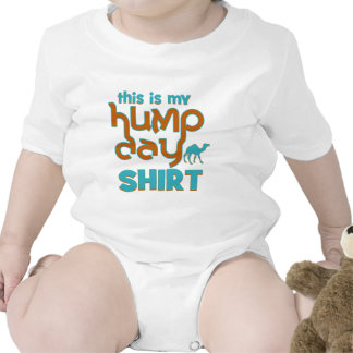 Hump Day Baby Bodysuits