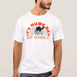 HUMP DAY TSHIRT