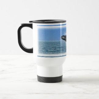 Humpback Acrobat Coffee Mugs