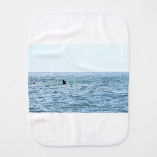 HUMPBACK WHALE MACKAY QUEENSLAND AUSTRALIA BURP CLOTH