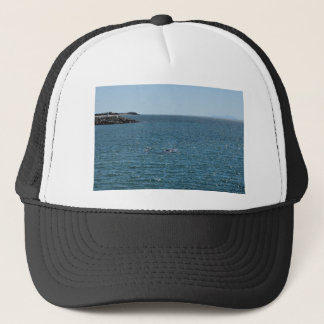 HUMPBACK WHALE MACKAY QUEENSLAND AUSTRALIA TRUCKER HAT