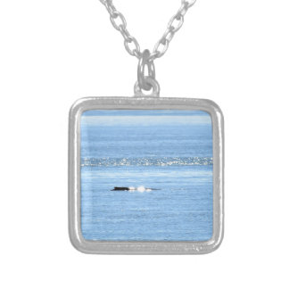 HUMPBACK WHALE QUEENSLAND AUSTRALIA SILVER PLATED NECKLACE