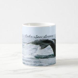 Humpback Whale Tail, Cabo San Lucas Coffee Mug