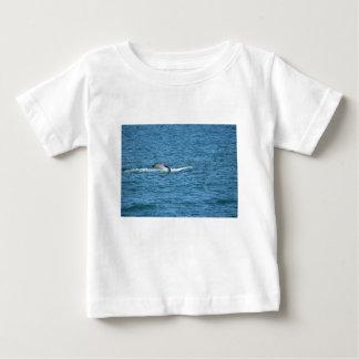 HUMPBACK WHALE TAIL MACKAY QUEENSLAND AUSTRALIA BABY T-Shirt