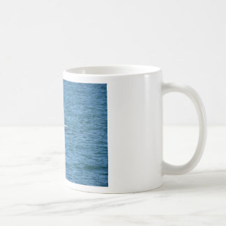 HUMPBACK WHALE TAIL MACKAY QUEENSLAND AUSTRALIA COFFEE MUG