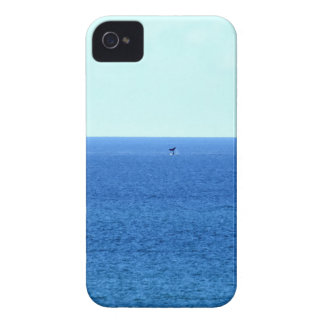 HUMPBACK WHALE TAIL QUEENSLAND AUSTRALIA iPhone 4 CASES