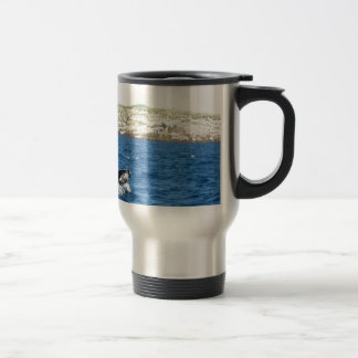 Humpback Whale Tail Travel Mug