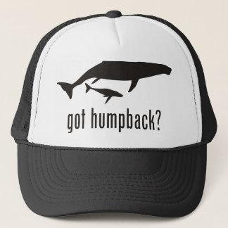 Humpback Whale Trucker Hat