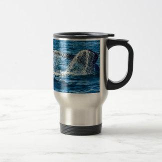 Humpback Whale Washington State Travel Mug