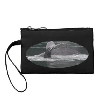 Humpback whales change purse