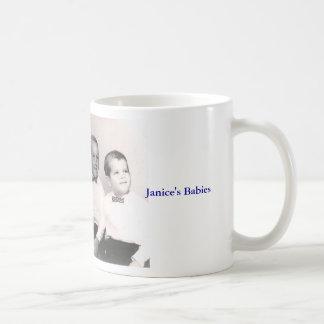 Humphrey, circa 1964, Janice's Babies Coffee Mug