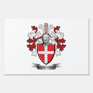 Humphrey Family Crest Coat of Arms