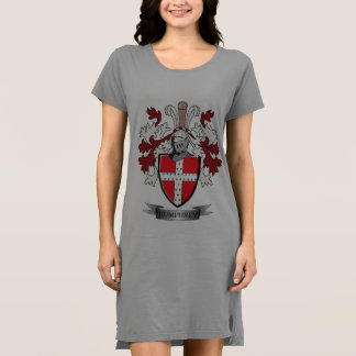 Humphrey Family Crest Coat of Arms Dress