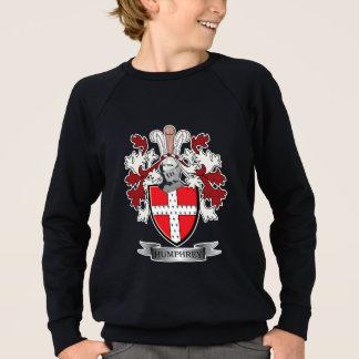Humphrey Family Crest Coat of Arms Sweatshirt