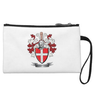 Humphrey Family Crest Coat of Arms Wristlets