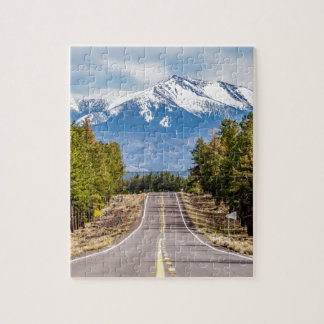 humphrey's peak mount in arizona near flagstaff jigsaw puzzle