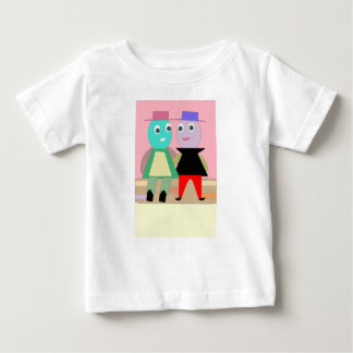 humpty couples baby T-Shirt