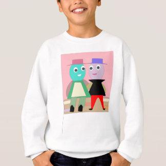 humpty couples sweatshirt