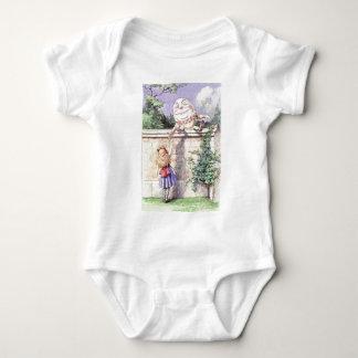 Humpty Dumpty Baby Bodysuit