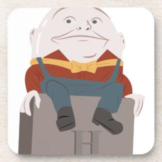 Humpty Dumpty Beverage Coaster