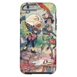 Humpty Dumpty in Wonderland Tough iPhone 6 Case