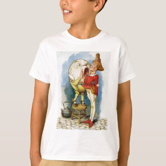 HUMPTY DUMPTY MAKES HIMSELF HEARD T-Shirt