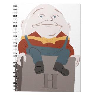 Humpty Dumpty Notebooks