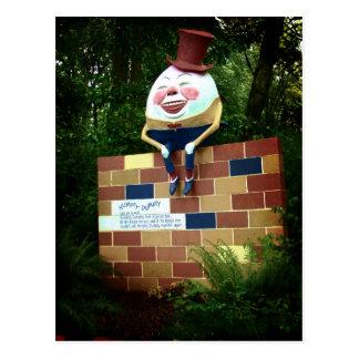 Humpty Dumpty Postcard