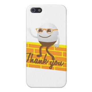 Humpty Dumpty thank you iPhone 5/5S Case