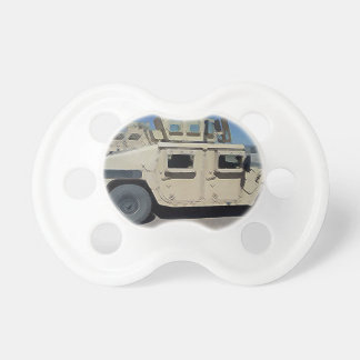 HUMVEE UNITED STATES MILITARY BABY PACIFIER