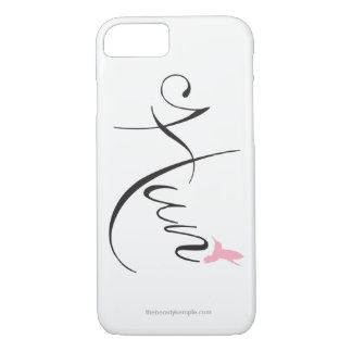 'Hun' by The Beauty Kemple iPhone 8/7 Case