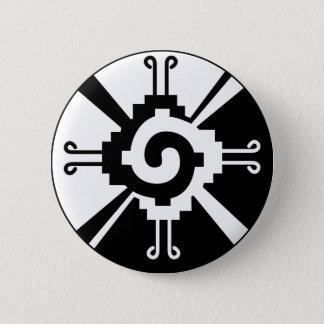 Hunab Ku 2 Inch Round Button