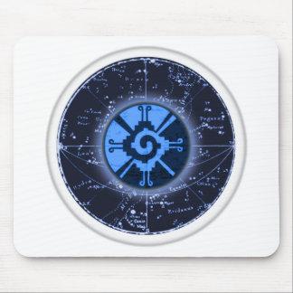 Hunab Ku - Galactic Alignment Mouse Pad