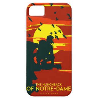 hunchback of notre dame iPhone 5 cases