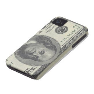 Hundred Dollar iPhone 4/4S Case