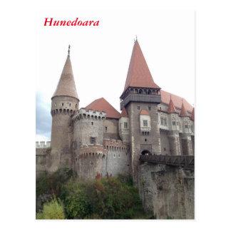 Hunedoara Castle Postcard
