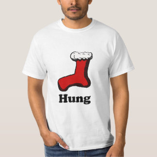 Hung Christmas Stocking T-Shirt