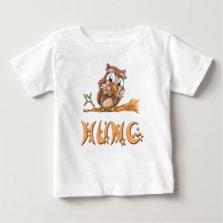 Hung Owl Baby T-Shirt