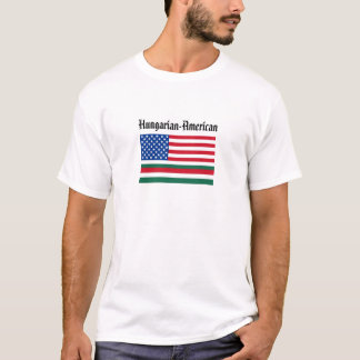 Hungarian-American T-Shirt
