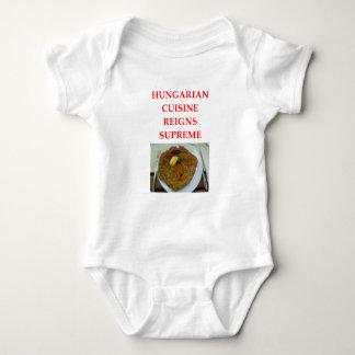 HUNGARIAN BABY BODYSUIT