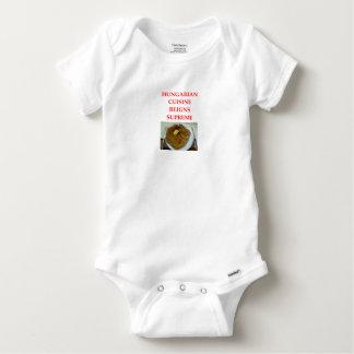 HUNGARIAN BABY ONESIE