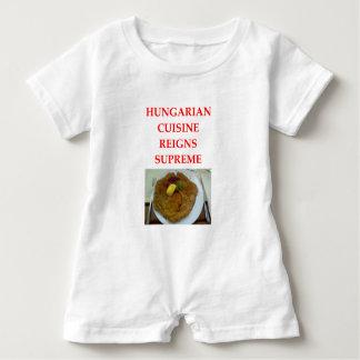 HUNGARIAN BABY ROMPER