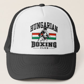 Hungarian Boxer Trucker Hat