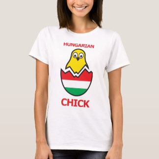 Hungarian Chick T-Shirt