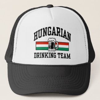 Hungarian Drinking Team Trucker Hat